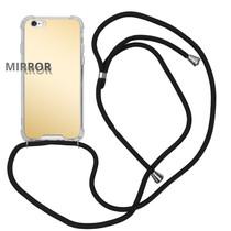 iMoshion Mirror Backcover mit Band Gold für das iPhone 6 / 6s