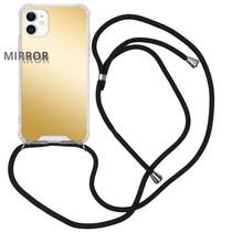 iMoshion Mirror Backcover mit Band Gold für das iPhone 11