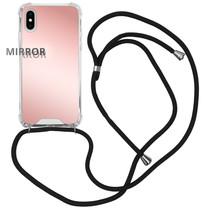 iMoshion Mirror Backcover mit Band für das iPhone Xs / X