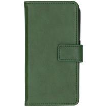 iMoshion Luxuriöse Buchtyp-Hülle Grün für Samsung Galaxy A01