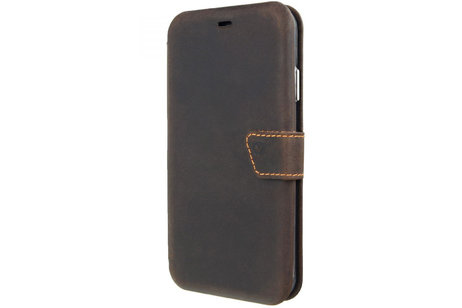 iPhone Xs Max hülle - Valenta Impact Wallet Booktype