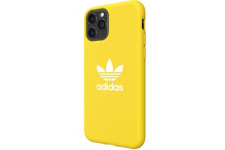 adidas Originals Adicolor Backcover Gelb für das iPhone 11 Pro