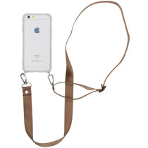 iMoshion Backcover mit Band - Nylon Beige für das iPhone 6 / 6s