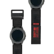 UAG Active Strap Band Schwarz für das Samsung Galaxy Watch 42 mm