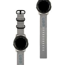 UAG Nato Strap Band Grau für das Apple Watch 42 mm