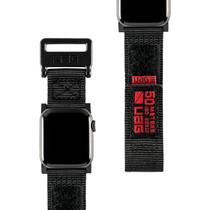 UAG Active Strap Band Schwarz Apple Watch 1-6 / SE - 38/40mm