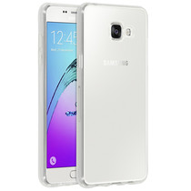 Accezz TPU Clear Cover Transparent für Samsung Galaxy A5 (2016)