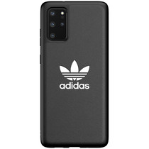 adidas Originals Basics Moulded Cover Schwarz für das Samsung Galaxy S20 Plus