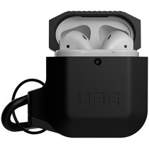 UAG Rugged Armor Soft Case AirPods - Schwarz