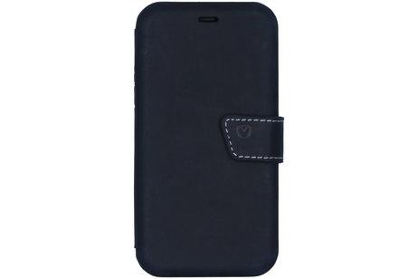 Valenta Impact Wallet Booktype Schwarz / Weiß für das iPhone Xs / X