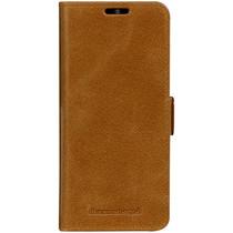 dbramante1928 Lynge Book Case Braun für das Samsung Galaxy S20