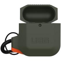 UAG Rugged Armor Soft Case AirPods - Grün / Orange