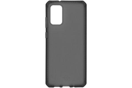 Itskins Spectrum Frost Backcover Schwarz für das Samsung Galaxy S20 Plus
