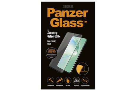 PanzerGlass Case Friendly Displayschutzfolie Schwarz Samsung Galaxy S20 Plus