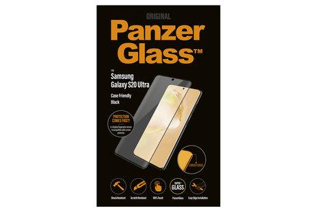 PanzerGlass Case Friendly Displayschutzfolie Schwarz Samsung Galaxy S20 Ultra