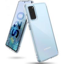 Ringke Fusion Case Transparent für das Samsung Galaxy S20