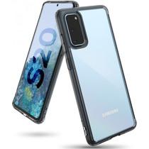 Ringke Fusion Case Schwarz für das Samsung Galaxy S20