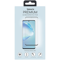 Selencia Screen Protector aus gehärtetem Glas Samsung Galaxy S20