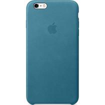 Apple Leder-Case Blau für das iPhone 6(s) Plus