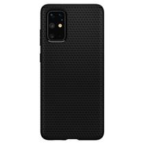 Spigen Liquid Air™ Case Schwarz für das Samsung Galaxy S20 Plus