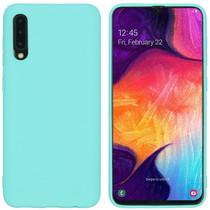 iMoshion Color TPU Hülle Mintgrün für Samsung Galaxy A50 / A30s
