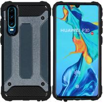 iMoshion Rugged Xtreme Case Dunkelblau für Huawei P30