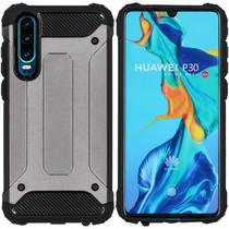 iMoshion Rugged Xtreme Case Grau für Huawei P30