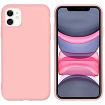 iMoshion Color TPU Hülle Rosa für das iPhone 11