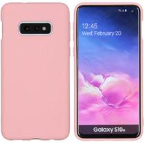 iMoshion Color TPU Hülle Rosa für Samsung Galaxy S10e