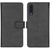 iMoshion Luxus Booktype Hülle Schwarz für das Samsung Galaxy A50 / A30s
