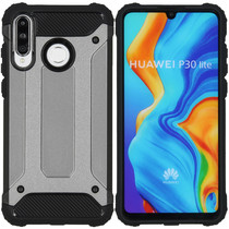 iMoshion Rugged Xtreme Case Grau für Huawei P30 Lite
