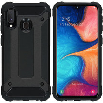 iMoshion Rugged Xtreme Case Schwarz für das Samsung Galaxy A20e