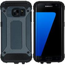 iMoshion Rugged Xtreme Case Dunkelblau für das Samsung Galaxy S7