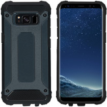 iMoshion Rugged Xtreme Case Dunkelblau für das Samsung Galaxy S8