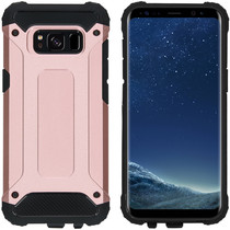iMoshion Rugged Xtreme Case Roségold für das Samsung Galaxy S8