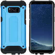 iMoshion Rugged Xtreme Case Hellblau für das Samsung Galaxy S8