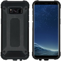 iMoshion Rugged Xtreme Case Schwarz für das Samsung Galaxy S8