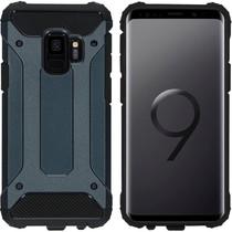 iMoshion Rugged Xtreme Case Dunkelblau für das Samsung Galaxy S9