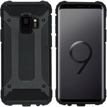 iMoshion Rugged Xtreme Case Schwarz für das Samsung Galaxy S9