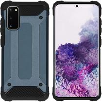 iMoshion Rugged Xtreme Case Dunkelblau für das Samsung Galaxy S20