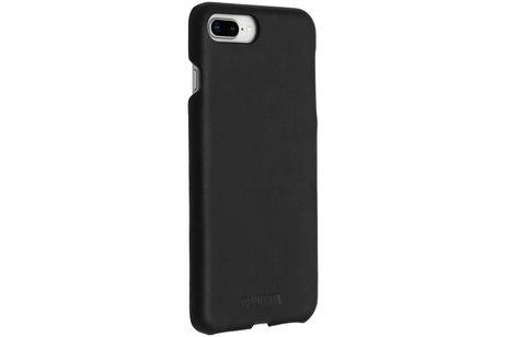Valenta Back Cover Classic Schwarz für das iPhone 8 Plus / 7 Plus