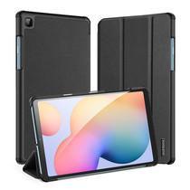 Dux Ducis Domo Book Case Schwarz für Samsung Galaxy Tab S6 Lite