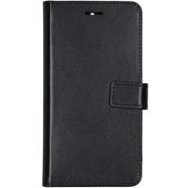 Valenta Booklet Leather Schwarz für das Nokia 6