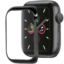 Ringke Bezel Styling Apple Watch Serie 4/5 44mm - Schwarz