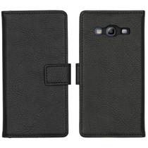 iMoshion Luxuriöse Buchtyp-Hülle Samsung Galaxy S3 / Neo  - Schwarz