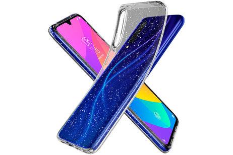 Xiaomi Mi 9 Lite hülle - Spigen Liquid Crystal™ Case