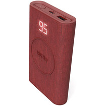 iOttie iON Wireless Go Externer Akku 10.000 mAh - Rot