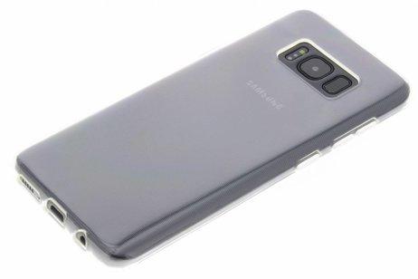 Samsung Galaxy S8 hülle - Transparente Gel Case Hülle