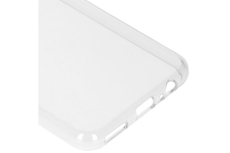 Huawei P40 Lite E hülle - Gel Case Transparent für