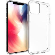 Accezz TPU Clear Cover Transparent für das iPhone 12 6.1 Zoll